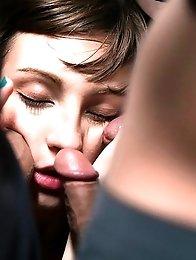 Marie Sticky Bukkake Facial