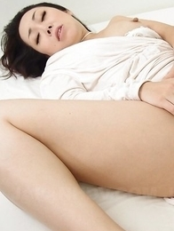 Hot Asian Yuna Yamami gets doggystyle and cum